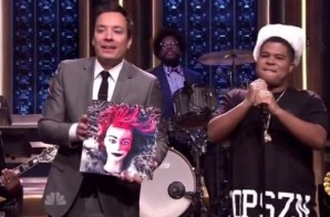 "ILoveMakonnen Performs ""Tuesday"" Live On Jimmy Fallon Tuesday Night (Video)"