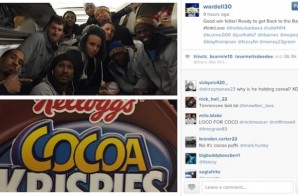 "Free CoCo: Golden State Warriors Banned From Playing ""CoCo"" After Wins (Photo)"