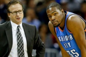 Kevin Durant Drops 27 Points In Season Debut (Video)