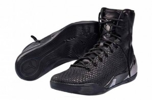 "Nike Kobe 9 High KRM EXT ""Black Mamba"" (Photo)"