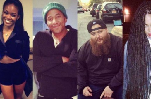 "Q-Tip & Solange Questioned Action Bronson ""Civil Rights Activist"" & ""You People"" Tweet To Azealia Banks"
