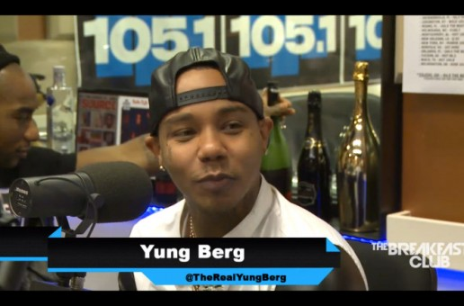 Yung Berg Stops By The Breakfast Club (Video)