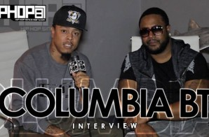 Columbia BT Talks His Indie Success, The Evolution Of ATL Rap, Pioneering ATL's Street Rap & More With HHS1987 (Video)