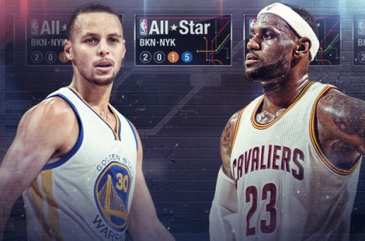 New York State Of Mind: The 2015 NBA All-Star Game Starting Rosters Have Been Revealed