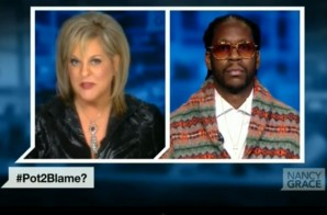 2 Chainz Joins The Nancy Grace Show To Discuss The Legalization Of Marijuana (Video)