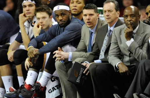 Cav Down: Lebron James To Sit Out 2 Weeks Due To Knee Soreness & Lower Back Pain