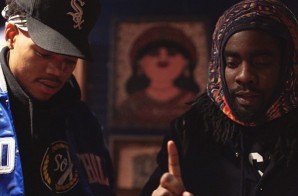 Chance The Rapper Joins Wale In Chicago For 'Friendship Heights' (Video)