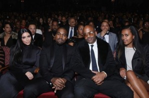 Dame Dash Presents Kanye West With Visionary Award At 2015 BET Honors (Photos & Video)