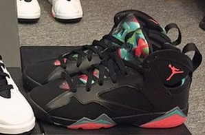 "Air Jordan 7 ""Marvin The Martian"" (Photos)"