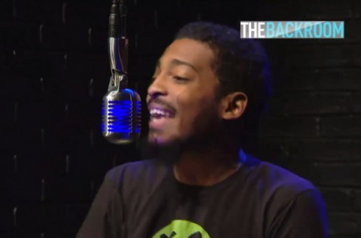 Chill Moody – 106 & Park: The Backroom (Video)