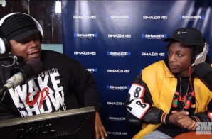 Joey Bada$$ Continues His Album Run, Stops By Sway In The Morning (Video)