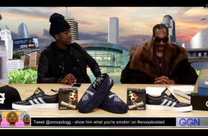 K Camp Talks Coming From The Mud, 90's Baby's, Sy Ari Da Kid & More With Snoop Dogg On GGN (Video)