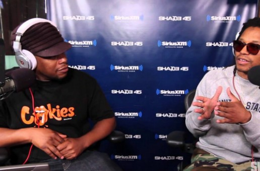 Lupe Fiasco Addresses Kid Cudi On Sway In The Morning & Drops A Freestyle (Video)