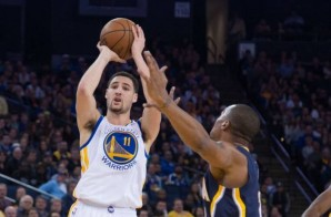 Golden State Warriors Sharp Shooter Klay Thompson Drops 40 Points Against The Indiana Pacers (Video)