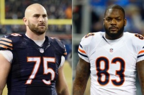 Twitter Beef: Kyle Long And Martellus Bennett Fight Online Over An Unfollow