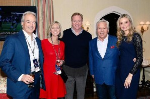 Family Business: Richard Sherman Feels The Patriots Won't Be Punished Because Roger Goodell & Robert Kraft Are Friends