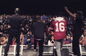 Civil TV: Nipsey Hussle & YG Bring Out Yo Gotti And Troy Ave In NYC! (Video)