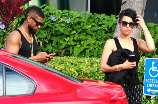 One Day You'll Be Mine: Usher & His Longtime Manager Grace Miguel Are Engaged
