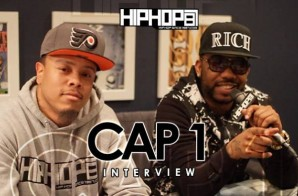 "Cap 1 Breaks Down His ""Bird Bath EP"" & More With HHS1987 (Video)"