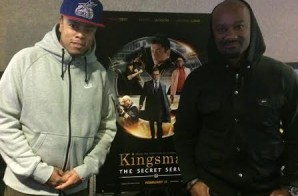 Big Tigger Host 20th Century Fox's VIP Advance Screening of KINGSMAN: THE SECRET SERVICE In Atlanta