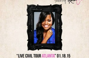 "Level+Up Presents: ""Level Up Brunch"" Featuring Karen Civil In Atlanta (Jan.18)"