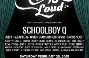 Miami To Host 'Rolling Loud' Music Festival