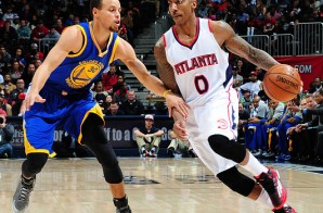 Clash Of The Titans: The Atlanta Hawks Defeat The Golden State Warriors In A Battle Of The NBA's Best (Video)