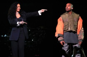 Kanye West Will Be The Executive-Producer Of Rihanna's Upcoming Album