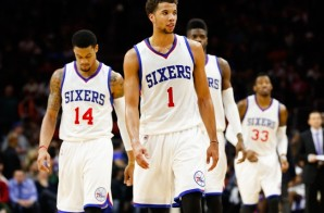 Philadelphia 76ers Trade Michael Carter-Williams To The Milwaukee Bucks; K.J McDainels To The Rockets