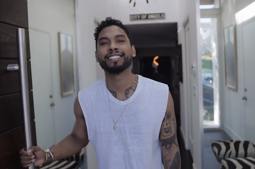 At Home With Miguel (Video)