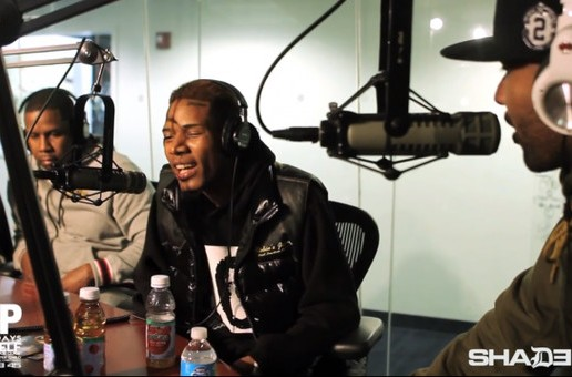Fetty Wap Explains His Missing Eye (Video)