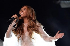 "Behind The Scenes Of Beyoncé's ""Take My Hand, Precious Lord"" Performance (Video)"