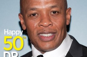 Dr. Dre Covers AARP Magazine's Special Birthday Cover (Photo)
