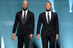 "Common & John Legend Perform ""Glory"" At The Oscars (Video)"