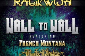"""Raekwon Previews """"Wall To Wall"""" Featuring French Montana & Busta Rhymes On Shade 45 (Video)"""
