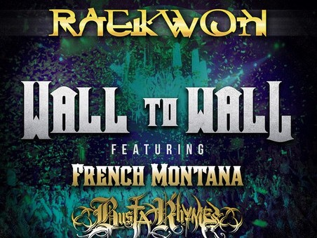 "Raekwon Previews ""Wall To Wall"" Featuring French Montana & Busta Rhymes On Shade 45 (Video)"