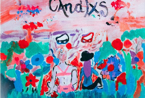 Angel Haze – CANDLXS