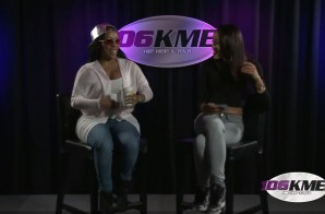 K. Michelle Talks Beef With Uncle Murda, Nicki Minaj, & Being The Female Kanye In Interview With 106KMEL (Video)