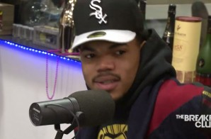 Chance The Rapper Talks Getting Busted For Weed In HS, Meeting Troy Ave At XXL, New Music And More!