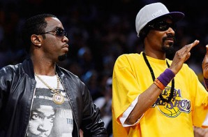 Diddy & Snoop Dogg Rehearse For All-Star Weekend Concert (Video)