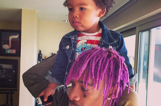 Wiz Khalifa Expresses His Emotions About Not Seeing His Son On His Birthday