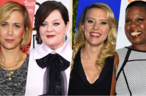 """Bridesmaid"" Director Paul Feig Announces Melissa McCarthy & Kristen Wiig Star In All- Female Ghostbusters Reboot"