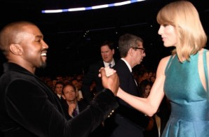 Kanye West & Taylor Swift Reconcile & May Be Releasing A 'Bad Blood' Remix!