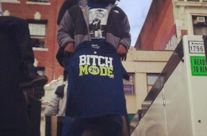 """LeGarrette Blount Trolls Marshawn Lynch With A """"Bitch Mode"""" Shirt During The Patriots Super Bowl Parade (Photo)"""