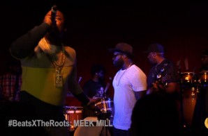 Meek Mill & The Roots Perform at #RootsJam2015 In L.A. (Video)