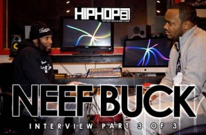 Neef Buck Talks FDM Merch, Indie or Record Deal, & Possible PA Tour with … (Part 3) (Video)