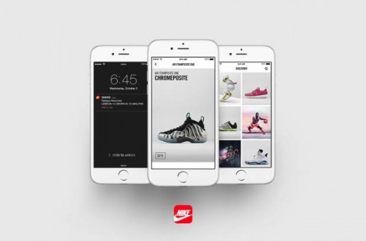 "Nike Is Set To Launch A New App ""SNKRS"" That Will Detail Exclusive Nike Information & Upcoming Releases"