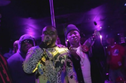Quilly – On Dek (Remix) Ft. Troy Ave (Official Video)
