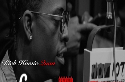 "Rich Homie Quan Premieres ""Swear"" On Durtty Boyz Radio (Video)"