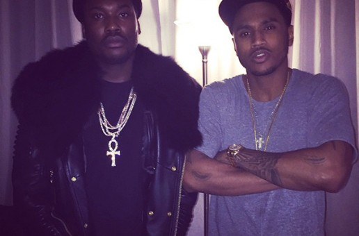 Trey Songz Brings Out Meek Mill In Philly During His Between The Sheets Tour (Video)
